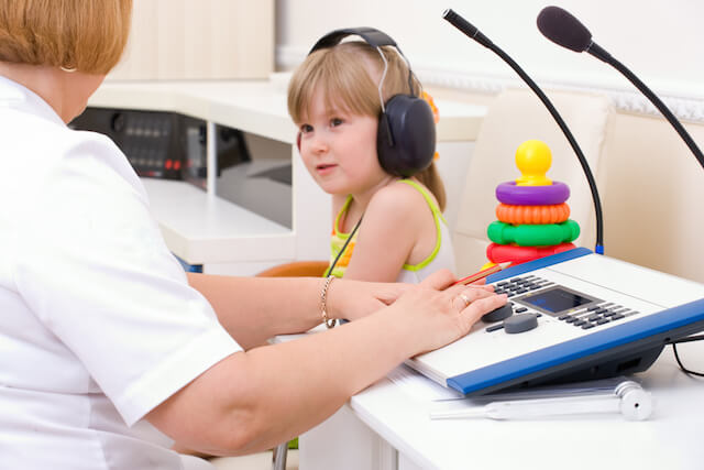 Online medical course in Audiology